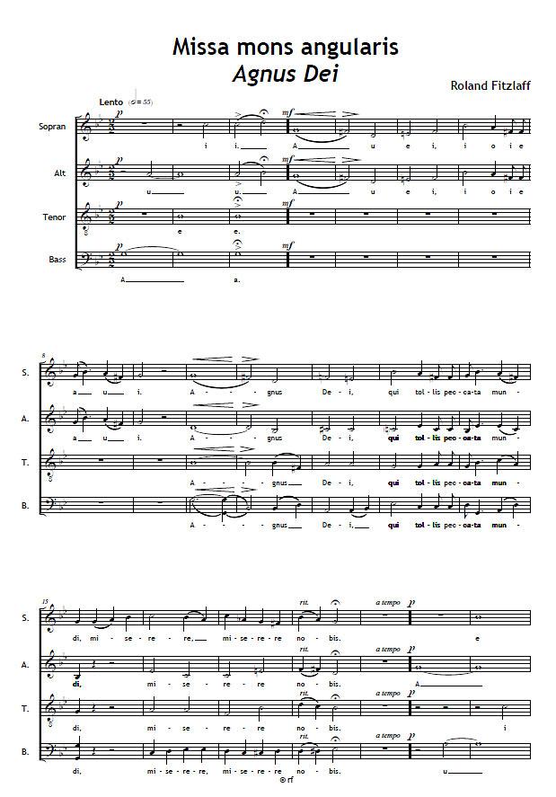 Roland Fitzlaff Komponist Arrangeur